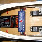 RC-Montagebrett mit DPSI Micro