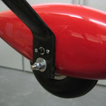 Montage Radschuhe (Befestigung)