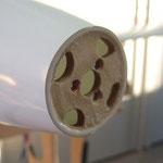 Motorspant-/Halter (4mm)