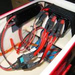 "Akkuweiche DPSI Micro DualBat, 7,4/5,9V und Lipo-Akkus ""Innenansicht"""
