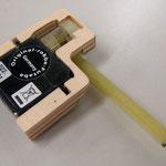 Querruder-Servohalter-/Anlenkung modifiziert für LDS