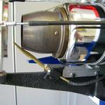 Smokeleitungsauslass, 2x für bessere Zerstäubung