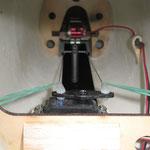 Detail Bugfahrwerk (Innenansicht)