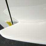 """Detail Höhenleitwerk """"Montiert"""""""
