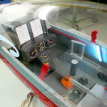 Detail Cockpit