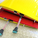 Tragflächenwurzel mit MPX RC-Stecker