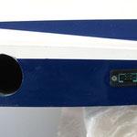 Tragflächen RC-Stecker Rumpfseitig
