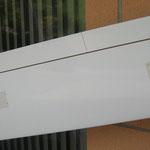 Detail Tragfläche