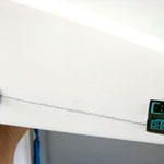 MPX RC-/Fahrwerksstecker-/Buchse und Tragflächenarretierung Rumpfseitig