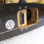 Detail Tragfläche/Rumpf RC-Steckerverbindung für Servos/EZF