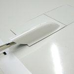Servo-Schachtabdeckung Tragflügel