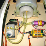 Installation Turbinen-Komponenten
