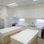 調理室(1階)