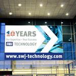 SWJ TECHNOLOGY Outdoor Banner