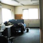2階の事務所