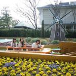 長島スパーランド  24年度3月卒業旅行