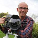 Pascal Collin, Webmaster, Photographe