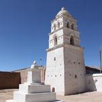 Bolivien, Missionskirche