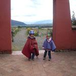 Reisen mit Kindern nach Ecuador