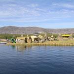 Inseln Uros im Titicacasee