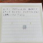 セーラープロフィット21 長刀Bニブ インク:モンブランミッドナイトブルー(古典インクバージョン)表
