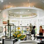 Spanndecke von Ciling für gewerbliche Räume