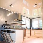 Spanndecke von Ciling in der Küche