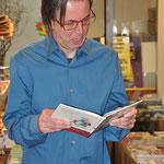 Norbert De Beule leest het nieuwe verhaal voor