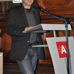 Uitgever Gert De Nutte van Uitgeverij ASP Editions
