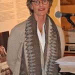 Marijke Bisschop vertelde over het belang van het boek.