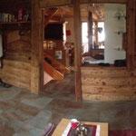 Chalet Eischoll Wohnzimmer