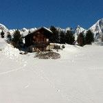 Chalet Eischoll Winter