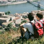 sur les balcons du Rhône