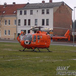 RTH Christoph 36 Magdeburg (S-A) altes Modell bis 2006