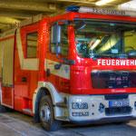 Ausbildungs HLF 10 Hauptwache