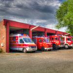 FGH Feuerwehr Sickte mit Fahrzeugen