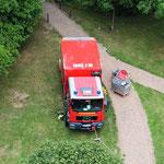 GW-L2 der Feuerwehr Schöningen (Nds)