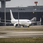 D-ATUE Boeing 737