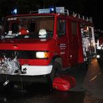 Wohnhausbrand in Söllingen