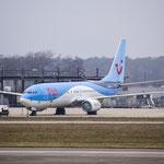 D-AHFV und D-ATYJ beides  Boeing 737