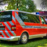 ELW B-Dienst Hauptwache