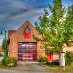 Feuerwehr Gerätehaus Berklingen (Nds)