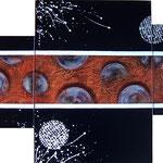 simbolos de luz   120 x 70cm