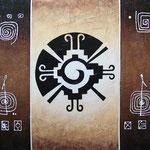 simbolo de la vida   100 x 68cm
