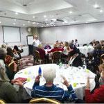 Conférence de Meir Schneider : conscience de sa vision périphérique