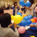 某社女子研修会(12年)(株)南風堂さんと女子社員の活性化のための研修会を企画・運営。品川プリンスホテルを会場に実施しました。