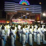 新潟まつりやエコスタジアムでの大型イベントなどでの警備計画作成にも携わらせていただいています。