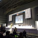 全国トラック運送事業者大会(06年)新潟デザインセンターさんと大会式典、各会議、懇親会を担当しました。