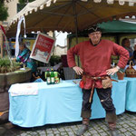 Ein Markterfahrener Mittelalter Harry