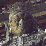 南大門の仁王像